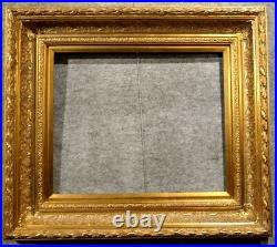 5.5 WIDE Gold Antique family Oil Painting Wood Picture Frame 668G frames4art